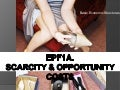 Epf1a scarcity and opportunity costs