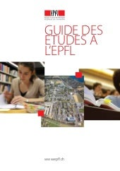 Epfl guide french
