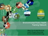 Environmental Public Health Trackin...