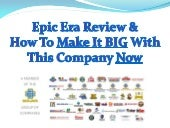 An Epic Era Review & Insider Traini...
