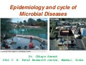 Epidemiology and cycle of microbial...