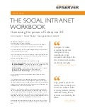 EPiServer Whitepaper: The Social Intranet Workbook