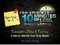 5 Search Metrics that Truly Matter [Episode 15] - Tuesday's Tips & Tactics: Inbound Marketing in 10 Minutes or Less