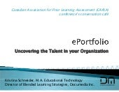 ePortfolio - Uncovering the Talent ...