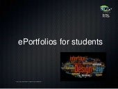 Eportfolios in Education