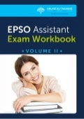 EU Assistant Exams Workbook - Volume II