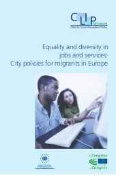 Equality and diversity in jobs and ...