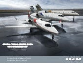 Bombardier's design of the future: Global 7000/8000
