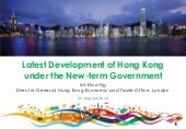 Latest Development of Hong Kong Und...