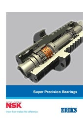 Precision Bearings from ERIKS