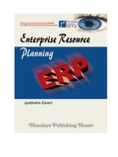 ERP Book Excerpts by Prof Jyotindra...