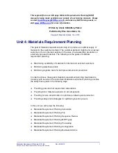 Er ptips material requirements-plan...