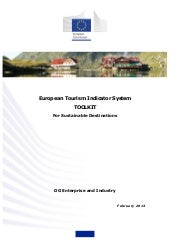 Indicators Toolkit for Sustainable ...