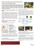 ILRI one health, ecohealth and zoonoses research in Southeast Asia