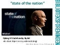 Vadehavsby - state of the nation