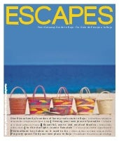 ESCAPES magazine, issue #1, summer ...