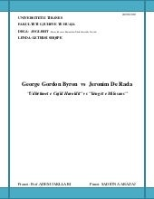 George Gordon Byron vs Jeronim De R...