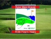 Increasing Charity Donation at your Golf Events with eShop4Golf