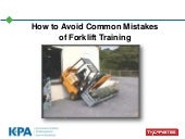 How to Avoid Common Mistakes  of Fo...