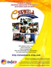 eSkwela end of-project booklet