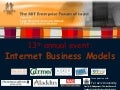 MIT Enterprise Forum 13th Annual Event-Internet Business Models: from Clicks to $