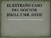 doctor jekill y mr hyde