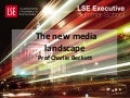 New Media Landscape Executive Summer School lecture
