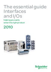 Essential Guide Interfaces I/O 2010
