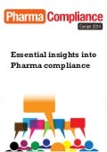 Essential insights into Pharma Compliance