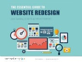 The Essential Guide to Website Redesign - Slides