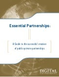 Essential Public-Private Partnerships