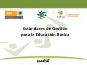 Estandares pec junio 2013