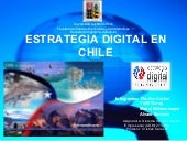 Estrategia Digital En Chile