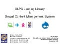 OLPC Lending Library and Drupal: Collaborative Commons