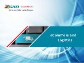 Gati : eCommerce and Logistics