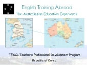 English Training Abroad