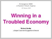 Winning Strategies for a Troubled E...