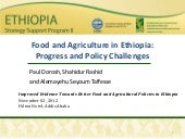 Book Synthesis: Food and Agricultur...