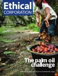 Ethical Corp June 2012 Palm Oil Article and Cover, Contents