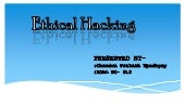 Ethical hacking by chandra prakash ...