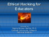 Ethical hacking presentation_octobe...