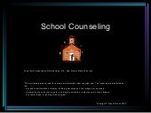 Ethical Standards  School Counseling