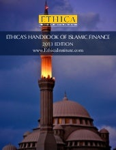 Ethicas handbook of islamic finance...