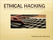 Ethi minii - Ethical Hacking