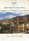 Newsletter of Egypt Tourism September 2012
