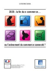 2020, La fin du E-commerce... ou l...