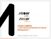 Etude arrow camaris_030413