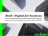 BtoB : Digital for Business