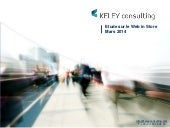 Etude web in store - Keley Consulti...