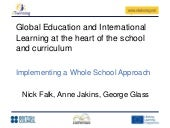 Global Learning and Professional De...